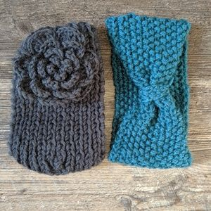 Accessories - Chunky knit Headbands
